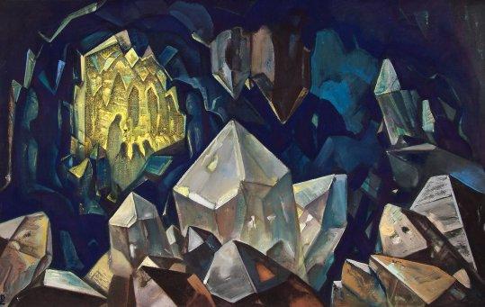 El Código Roerich y la Piedra de Chintamani (movido relación pax esferas y BSP)- PARRAVICINI Y LOS 3 CÍRCULOS Sacred_treasure_of_mountain_1933